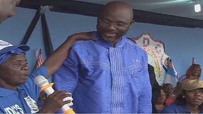 Liberia: 20 candidats pour la présidentielle