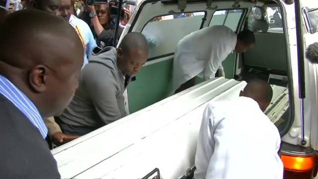 Senior election official found dead in Kenya