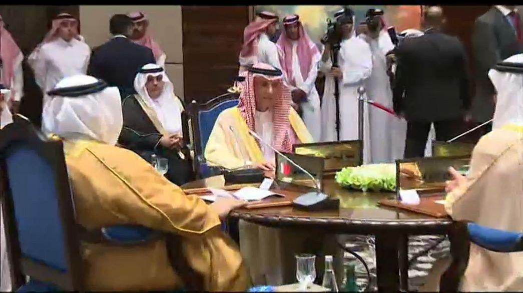 Катар пожаловался в ВТО
