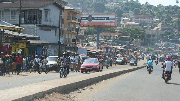 Group jogging banned in Sierra Leone