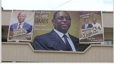 Sénégal : la coalition au pouvoir révendique la victoire aux législatives