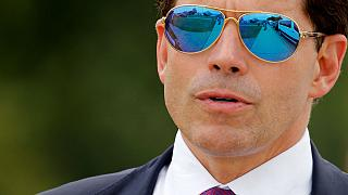 White House communications chief Anthony Scaramucci removed from post