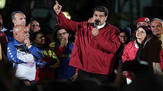 آمریکا رییس جمهور ونزوئلا را دیکتاتور خواند؛ شخص مادورو تحریم شد
