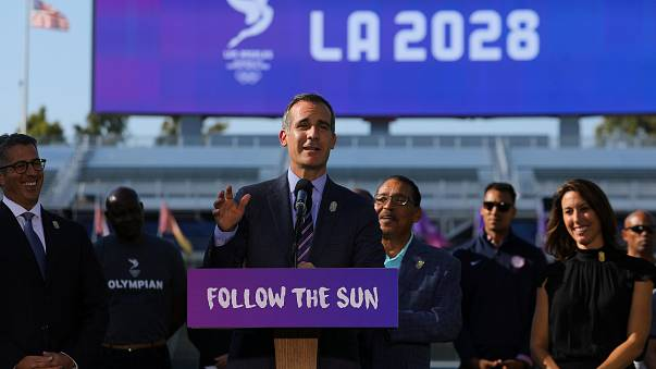 Paris set for 2024 Olympics as Los Angeles opts for 2028