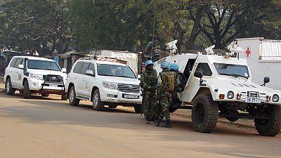 Centrafrique : un renforcement de la force de l'ONU envisagé