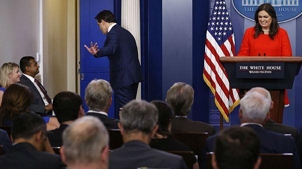 Beyaz Saray'da hızlı görev değişimleri
