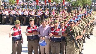 إقامة أكبر محاكمة لمتورطين في الانقلاب الفاشل بتركيا
