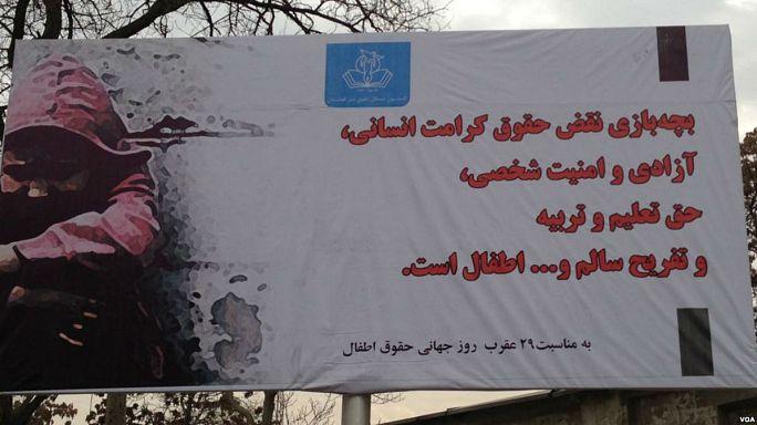 Scandalo pedofilia nella polizia afghana