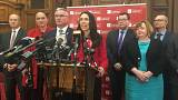 Flagging Labour in New Zealand chooses youngest-ever leader weeks ahead of election