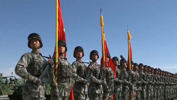 Возраст боеготовности: армия КНР отмечает 90-летие
