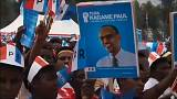 Ruanda vor der Wahl: Die Wirtschaft boomt