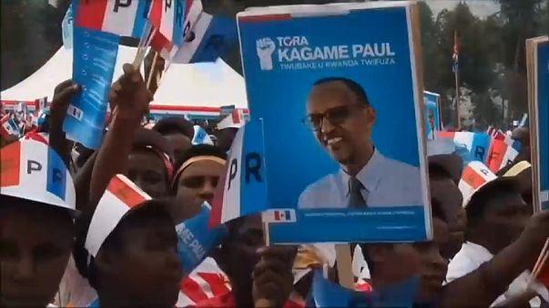 Rwanda : présidentielle sur fond de prospérité