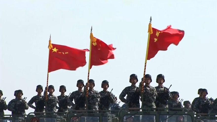 الصين تؤكد حبها للسلام في الذكرى الـ 90 لتأسيس الجيش الأحمر