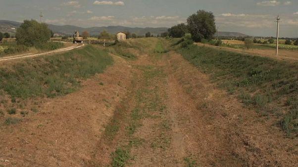 Πρωτόγνωρη ξηρασία αντιμετωπίζει η Ιταλία