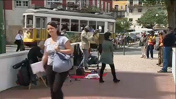Kitiltották a turistabuszokat Liszabonból