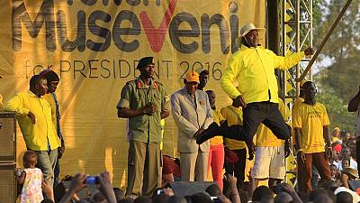 Uganda's Museveni says he's never been sick in last 31 years