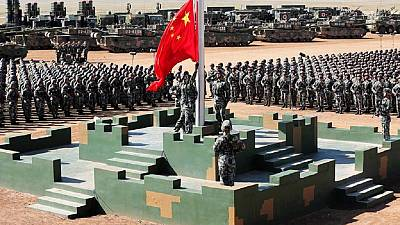 Djibouti hosts first Chinese overseas military base