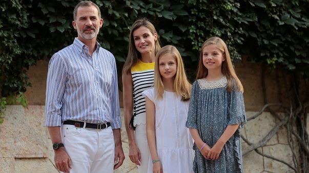 8 Minuten Ferienfotos auf Mallorca: Wo ist Kronprinzessin Leonor?