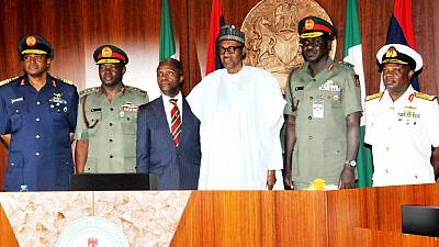 Nigeria army chiefs relocate to Boko Haram heartland to combat the group