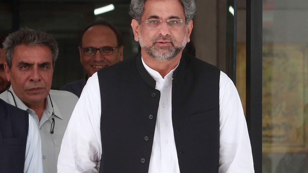 Pakistan has new interim Prime Minister
