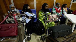 Les Éthiopiens rentrent d'Arabie Saoudite après l'amnistie pour les travailleurs illégaux
