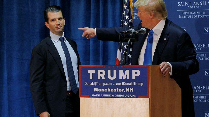 """واشنطن بوست: """"ترامب أملى على ابنه بيانا لتضليل العدالة"""""""