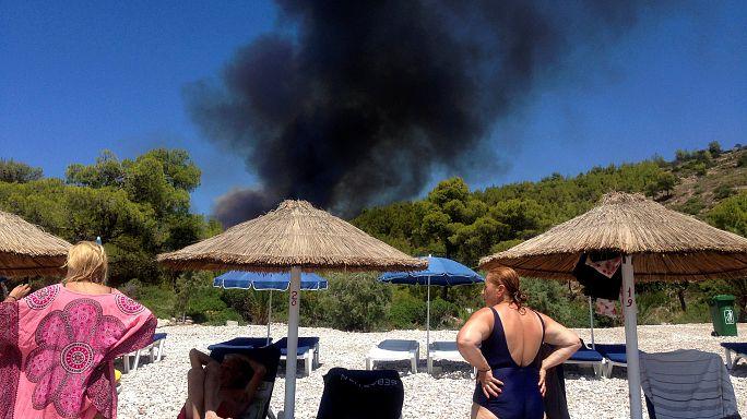 Kein Urlaub am Meer? 5 Szenen zum Trost für Daheimgebliebene