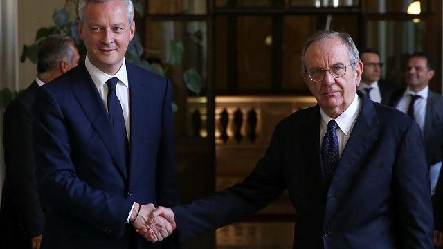 Paris et Rome s'offrent deux mois pour négocier l'avenir de STX