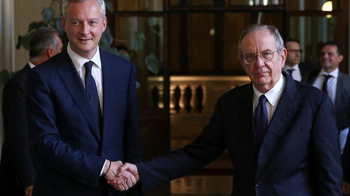 Fransa ile İtalya arasındaki 'STX' krizi sonbahara kaldı