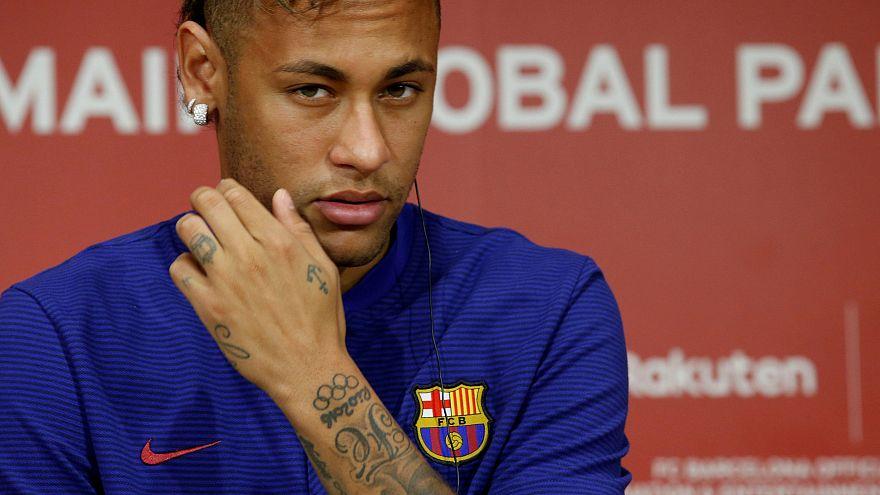Wechseltheater um Neymar