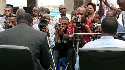 RDC : RSF déplore la vague d'arrestations de journalistes lundi