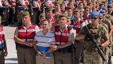 Elkezdődött a török puccskísérlet utáni legnagyobb per