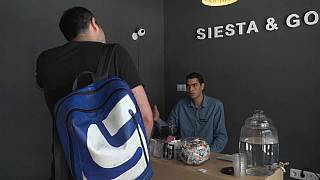 Siesta and Go: Mittagsschlaf in Madrid