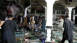 Una treintena de muertos en un atentado contra una mezquita chií en Afganistán