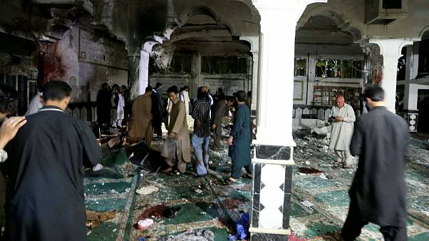 Multiple deaths and injuries in explosion in mosque in Herat in Afghanistan
