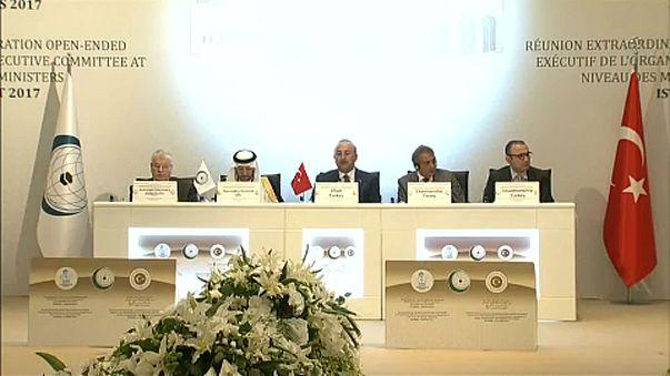 Muslim nations meet to discuss Jerusalem tensions