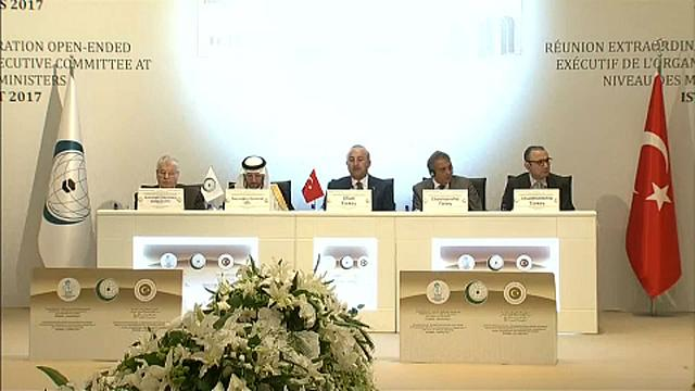 Los países de la Organización para la Cooperación Islámica condenan la actitud de Israel
