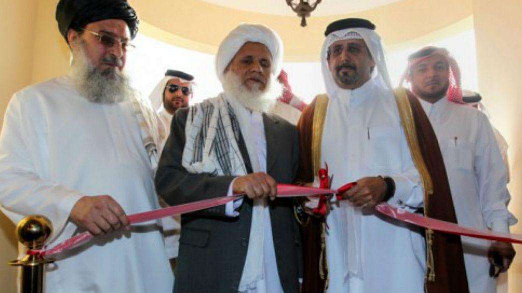 هل تنافست قطر والامارات على استضافة مكتب حركة طالبان؟