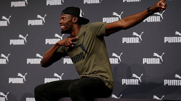 """Usain Bolt e o """"adeus"""" às pistas"""