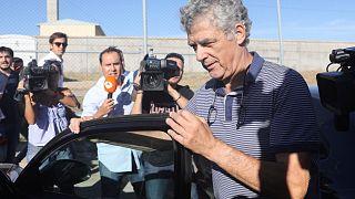 Ángel María Villar y su hijo Gorka ya están fuera de prisión