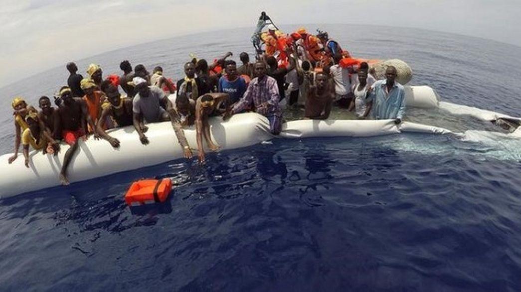 الاتحاد الاوروبي يناشد المنظمات توقيع مدونة سلوك بشأن انقاذ المهاجرين