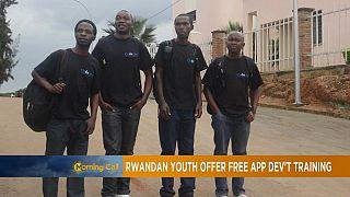 Rwandan youth launch free self-directed community tech training [Hi-Tech]