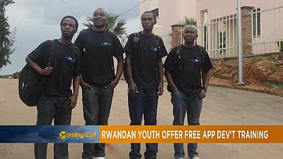 Rwandan youth launch free self-directed community tech training [Hi-Tech]