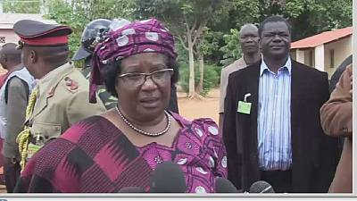 Malawi's ex-leader, Joyce Banda, wanted in corruption scandal