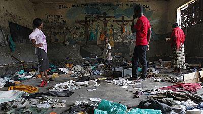 RDC : une partie de la prison de Goma part en fumée