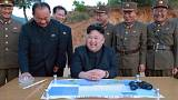 North Korea 'an unacceptable threat' to United States