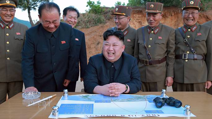 Trump deja abiertas todas las opciones sobre Corea del Norte