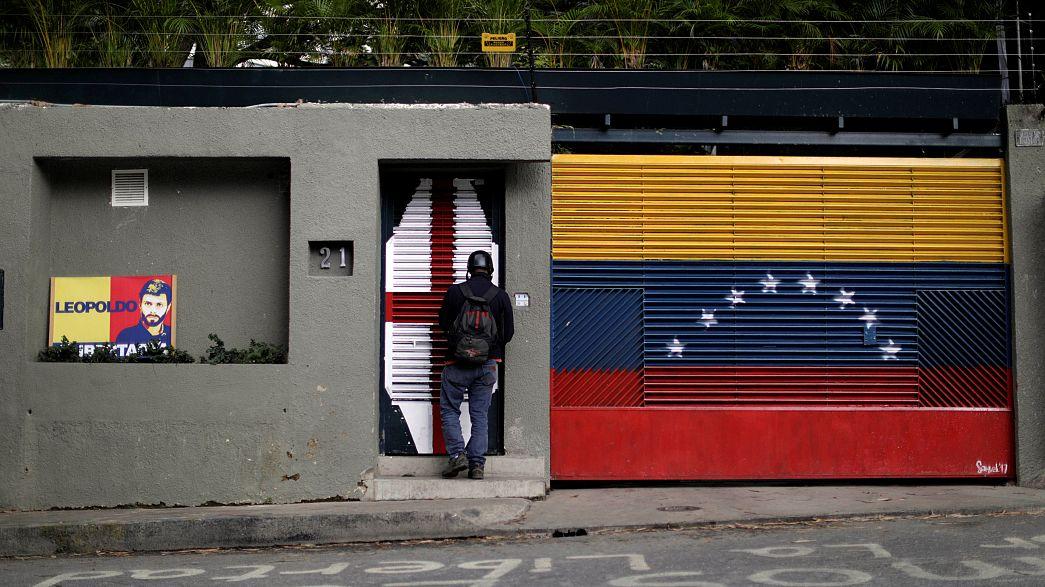 Ellenzékieket tartóztattak le Venezuelában