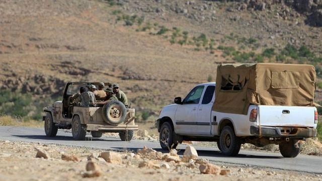 إتمام عملية تبادل الأسرى بين حزب الله و النصرة في عرسال