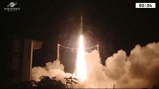 Vega met Venus sur orbite